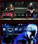 DMC4SE PS4 Theme