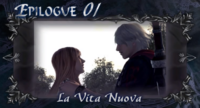 DMC4 SE cutscene - La Vita Nuova