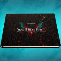 DMC5 content from Collector's Edition 3
