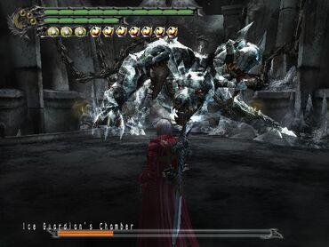 Cerberus vs Dante