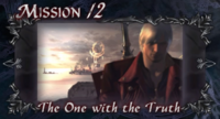 DMC4 SE cutscene - The One with the Truth