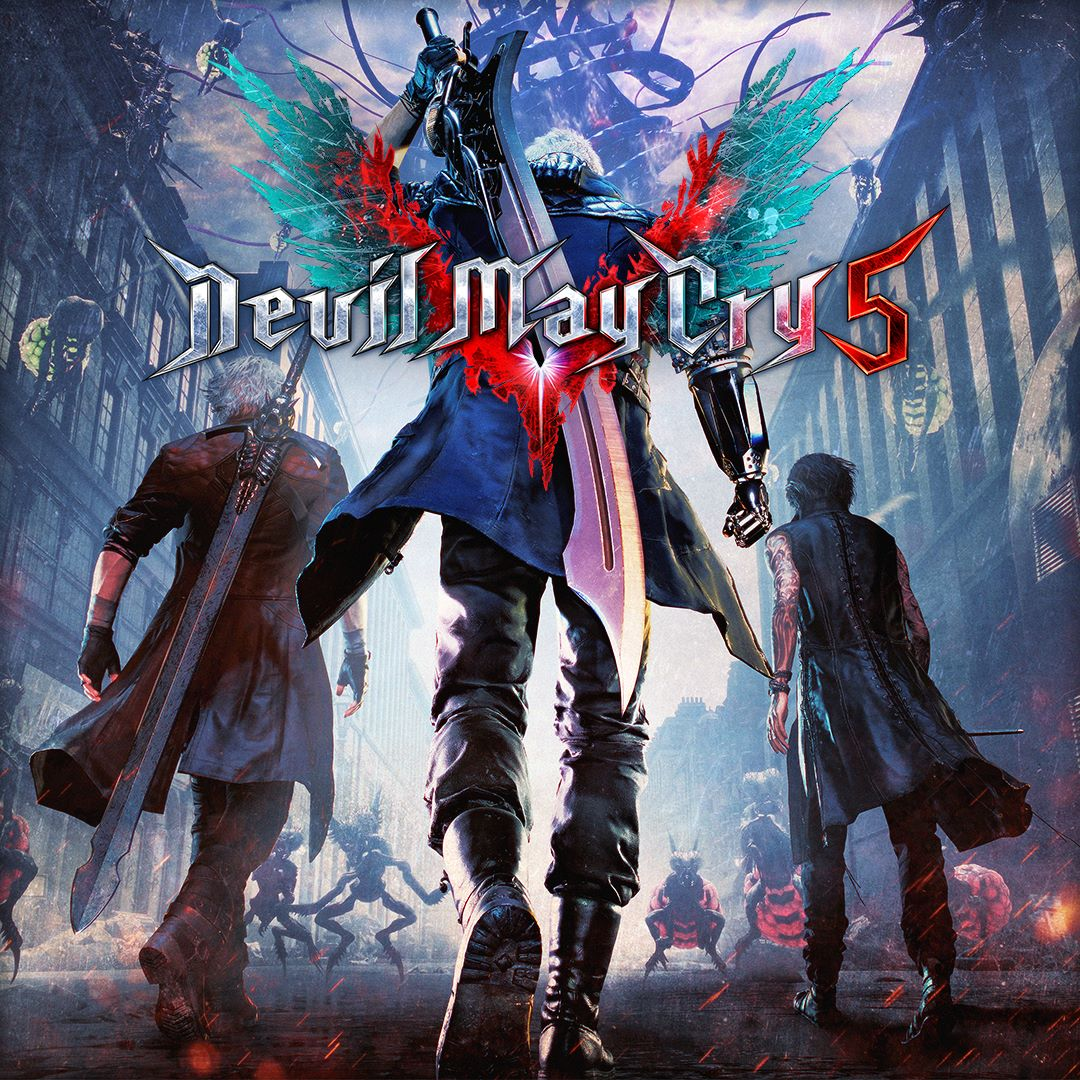 Devil May Cry 5: FANDOM Powered By Wikia