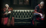 Devil May Cry 4 Special Edition Background Dante & Nero, Relaxing