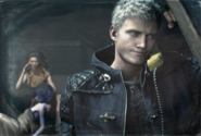 DMC5 Clear Bonus Art 8