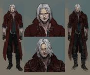 Dante concept DMC5