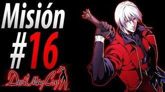 """Devil May Cry 1 HD Español Misión 16 """"Pesadilla de la Oscuridad"""""""