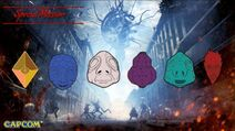 Devil May Cry 5 - Orbs Concept Art