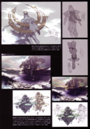 Devil May Cry 4 Devil's Material Collection The Savior concept art 3