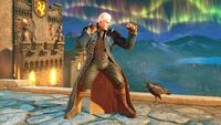 SFV Arcade Edition - Vergil costume for Cody