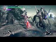 DMC 5 - Taking care of Fury strategy walkthrough (Dante)