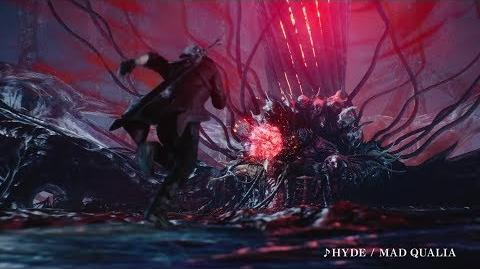 Devil May Cry 5 - HYDE Collaboration Trailer(Long version)