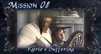 DMC4 SE cutscene - Kyrie's Suffering