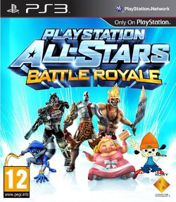 Play Station All-Stars Batte Royale PS3