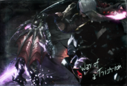 DMC5 Clear Bonus Art 19