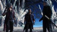 DMC5 cutscene - Mission 20-Scene 03