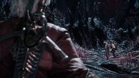 DMC5 cutscene - Mission 10-Scene 04