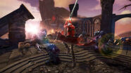 Devil May Cry Pinnacle of Combat Dante