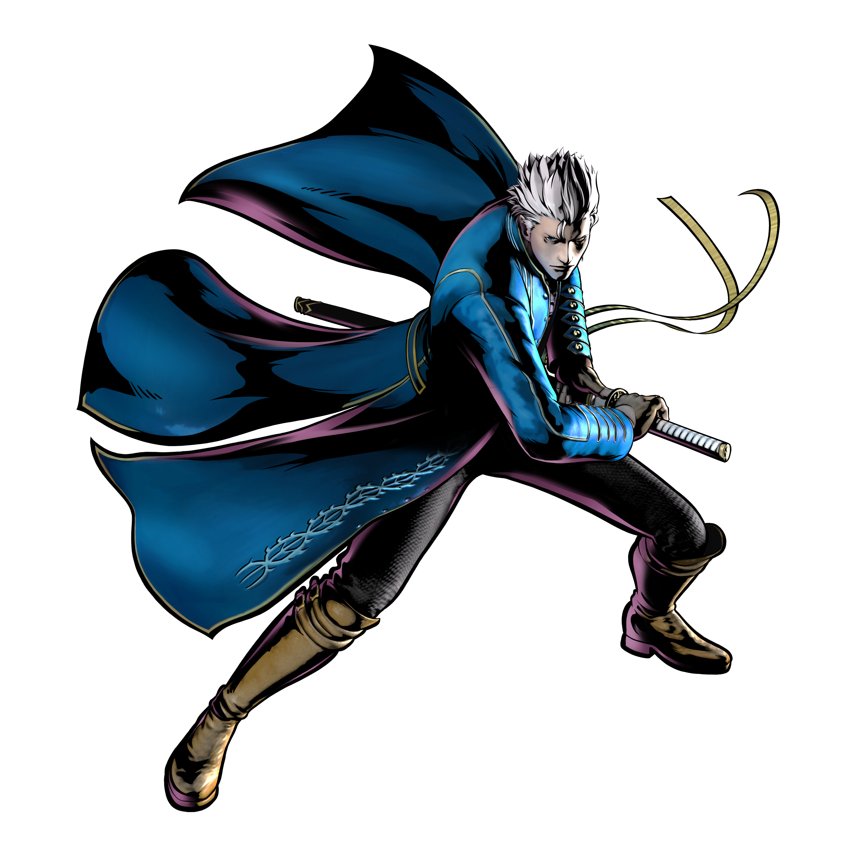 Vergil Devil May Cry Wiki Fandom