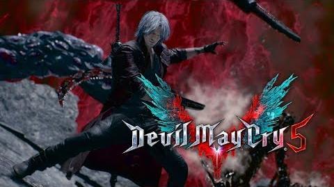 CuBaN VeRcEttI/Dante debuta en Devil May Cry 5 con un nuevo vídeo de juego en el TGS 2018