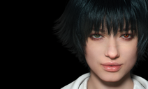 Devil May Cry 5 RE Engine 5