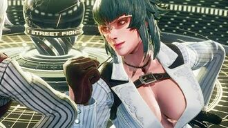 SFV AE Poison x Lady Devil May Cry 4 Crossover Costume Promotional Video