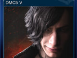 Devil May Cry 5 Steam Trading Cards