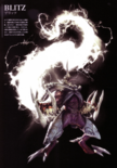 Devil May Cry 4 Devil's Material Collection Blitz concept art 1