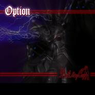 Alastor Options Menu