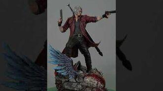 UPMDMCV-02 Devil May Cry 5 Dante 360