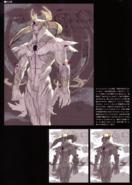 Devil May Cry 4 Devil's Material Collection The Savior concept art 2