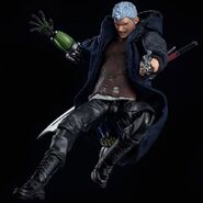 Sentinel Dante & Nero figures PVs (8)