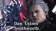 Urizen's Voice Undistorted - Devil May Cry 5