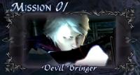DMC4 SE cutscene - Devil Bringer