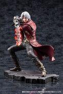 DMC5 ARTFX J Dante & Nero figures PVs (2)