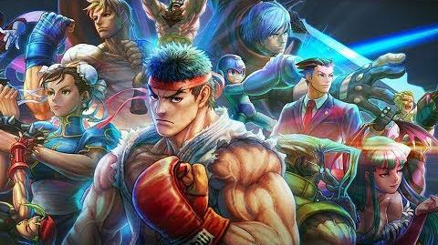 Capcom Super League - Character Trailers (So Far) CAPCOM Mobile Game