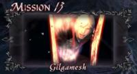 DMC4 SE cutscene - Gilgamesh