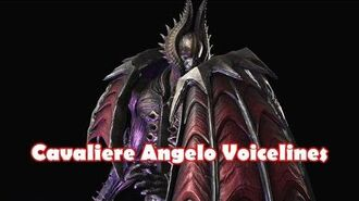 Devil May Cry 5 - Cavaliere Angelo Voicelines