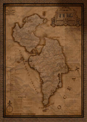 DMC2 - Vie De Marli Map