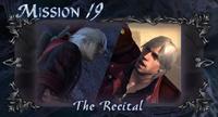 DMC4 SE cutscene - The Recital