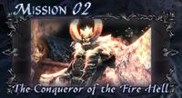 DMC4 SE cutscene - The Conqueror of the Fire Hell