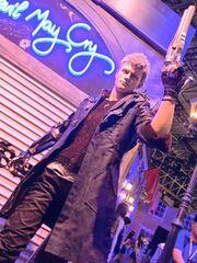 TGS 2018 Nero statue