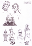 Devil May Cry 4 Devil's Material Collection Agnus concept art 6