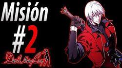 """Devil May Cry 1 HD Español Misión 2 """"Juez de la Muerte"""""""