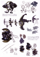 Devil May Cry 4 Devil's Material Collection Pandora concept art 2