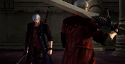 Dante and Nero after