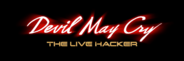 Devil May Cry The Live Hacker logo