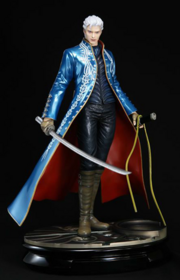 Resin figure DMC3 Vergil
