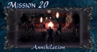 DMC4 SE cutscene - Annihilation (Vergil)