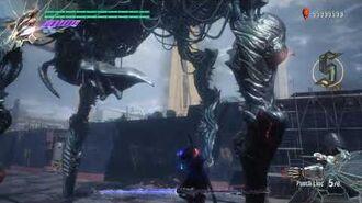 DevilMayCry5 Nero - Mission06 DMD Rank S GamePlay