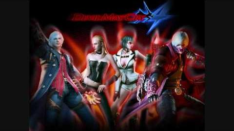 Devil May Cry Mega Mix EC-0